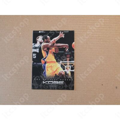 2012-13 Panini Kobe Anthology #60 Kobe Bryant
