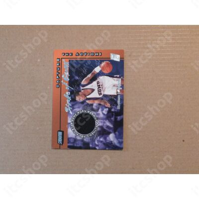 2001-02 Stadium Club Stroke of Genius #SGSM Shawn Marion