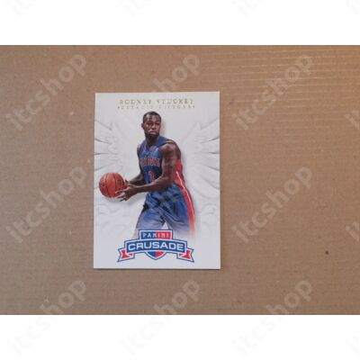 2012-13 Panini Crusade #76 Rodney Stuckey