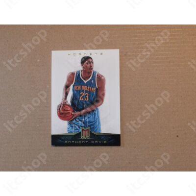 2012-13 Momentum #177 Anthony Davis RC