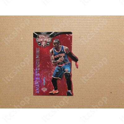 2014-15 Totally Certified Platinum Mirror Red Die Cuts #52 Amar'e Stoudemire