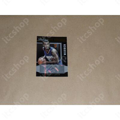 2014-15 Hoops Hot Signatures #78 T.J. Warren