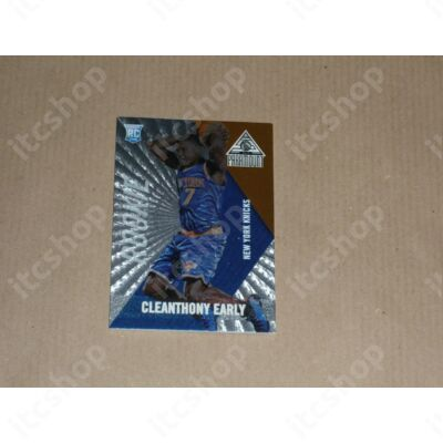 2014-15 Paramount #40 Cleanthony Early RC