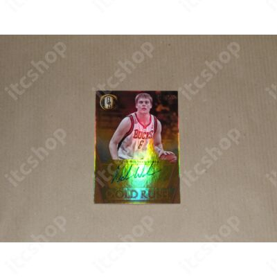 2014-15 Panini Gold Standard Gold Rush Autographs #26 Nate Wolters/199