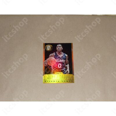2014-15 Panini Gold Standard Black #142 Jeff Teague