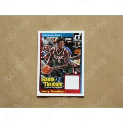 2014-15 Donruss Game Threads #8 Larry Sanders