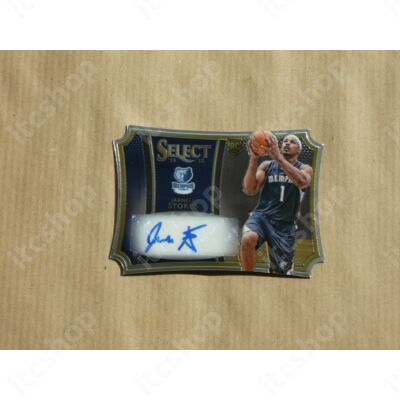 2014-15 Select Die Cut Autographs #88 Jarnell Stokes/99