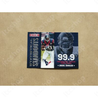 2013 Rookies and Stars Statistical Standouts #8 Andre Johnson