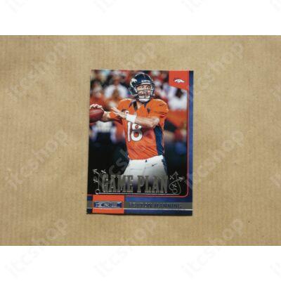 2013 Rookies and Stars Game Plan #9 Peyton Manning