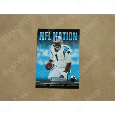 2013 Rookies and Stars NFL Nation #3 Cam Newton