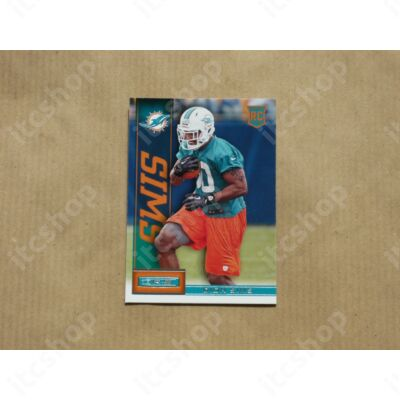 2013 Rookies and Stars #128 Dion Sims RC