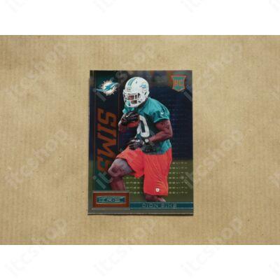 2013 Rookies and Stars Longevity Parallel #128 Dion Sims