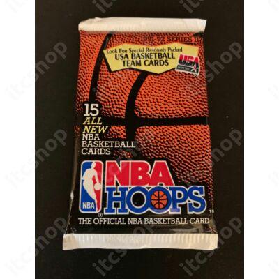 1991-92 NBA Hoops Series 2 Basketball csomag