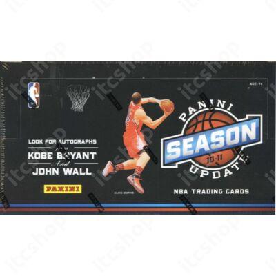 2010-11 Panini Season Update Basketball Hobby Doboz NBA