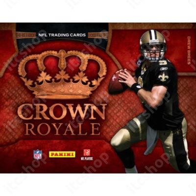 2011 Panini Crown Royale Football Hobby Doboz NFL