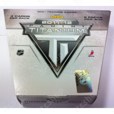 2011-12 Panini Titanium Hockey Hobby Doboz