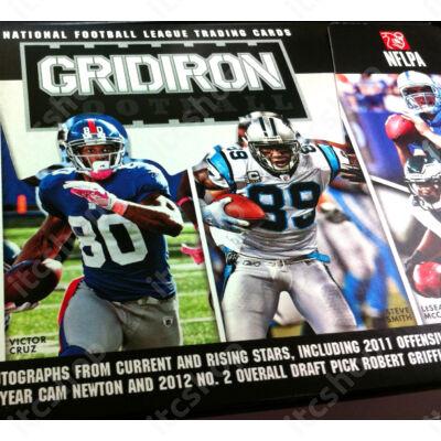 2012 Panini Gridiron Football Hobby Doboz NFL