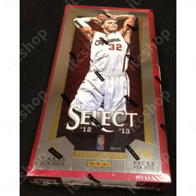 2012-13 Panini Select Basketball Hobby Doboz NBA