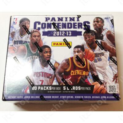 2012-13 Panini Contenders Basketball Hobby Doboz