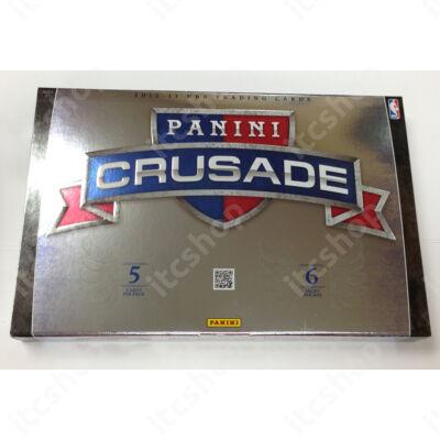 2012-13 Panini Crusade Basketball Hobby Doboz NBA