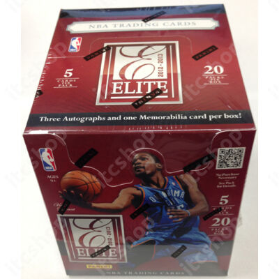 2012-13 Panini Elite Basketball Hobby Doboz NBA