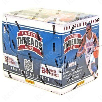 2012-13 Panini Threads Basketball Hobby Doboz NBA