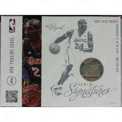 2012-13 Panini Signatures Basketball Hobby Doboz NBA