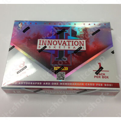 2012-13 Panini Innovation Basketball Hobby Doboz NBA