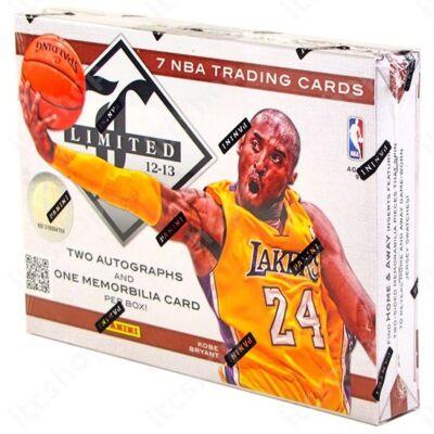 2012-13 Panini Limited Basketball Hobby Doboz