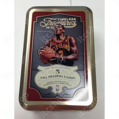 2012-13 Panini Timeless Treasures Basketball Hobby Doboz