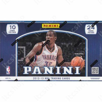 2012-13 Panini Basketball Hobby Doboz NBA