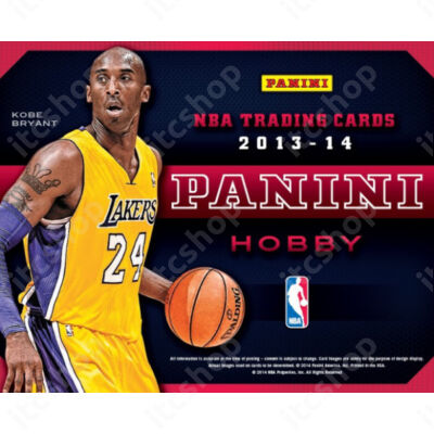 2013-14 Panini Basketball Hobby Doboz NBA