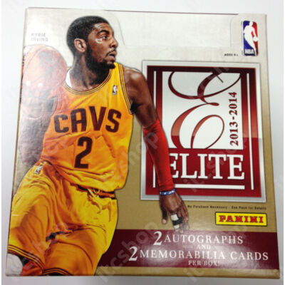 2013-14 Panini Elite Basketball Hobby Doboz NBA