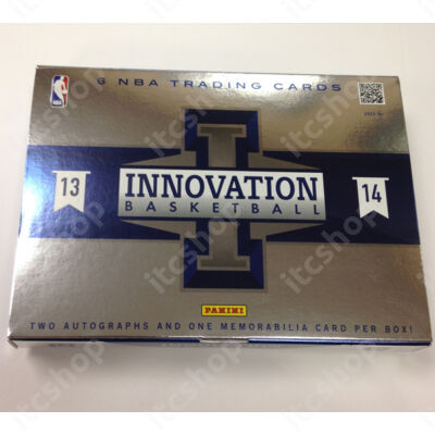 2013-14 Panini Innovation Basketball Hobby Doboz NBA