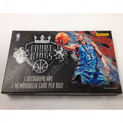2013-14 Panini Court Kings Basketball Hobby Doboz NBA