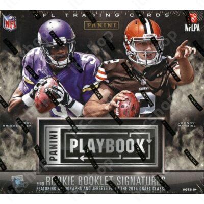 2014 Panini Playbook Football Hobby Doboz NFL