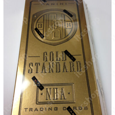 2013-14 Panini Gold Standard Basketball Hobby doboz