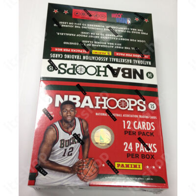 2014-15 Panini NBA Hoops Basketball Hobby Doboz
