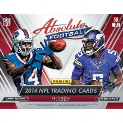 2014 Panini Absolute Football Hobby Doboz NFL