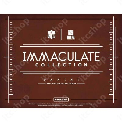 2014 Immaculate Collection Hobby doboz NFL