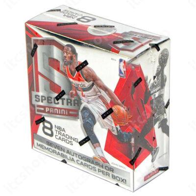 2014-15 Panini Spectra Basketball Hobby doboz