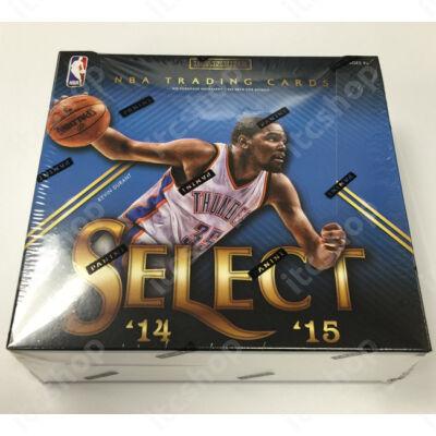 2014-15 Panini Select Basketball Hobby doboz
