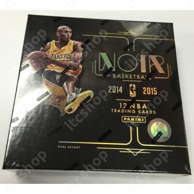 2014-15 Noir Basketball hobby doboz
