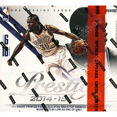 2014-15 Panini Prestige Plus Basketball Doboz