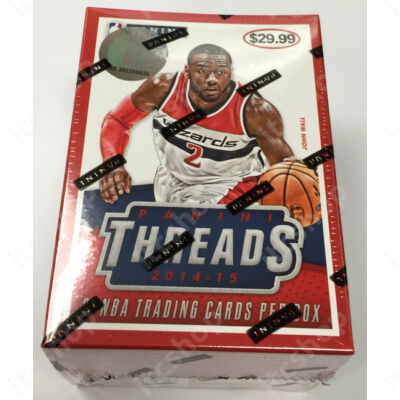 2014-15 Panini Threads Basketball Blaster doboz