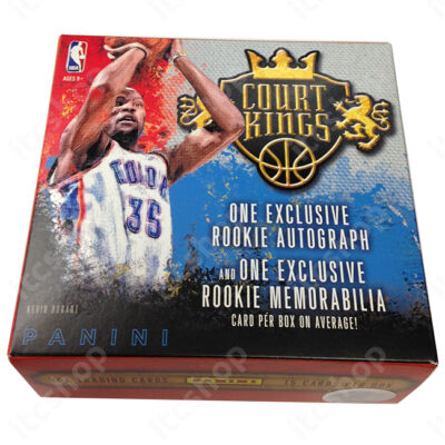 2014-15 Panini Court Kings Rookie Edition retail doboz