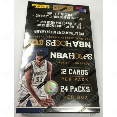 2015-16 NBA Hoops Hobby doboz