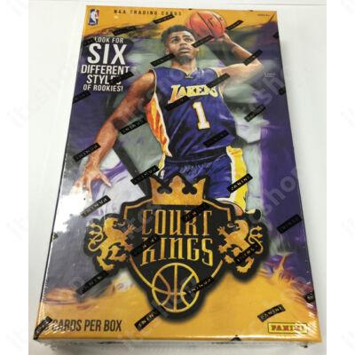 2015-16 Court Kings Basketball Hobby doboz