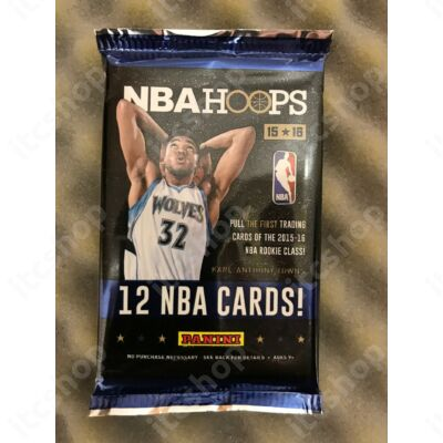 2015-16 NBA Hoops Hobby csomag