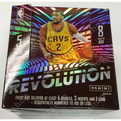 2015-16 Revolution Basketball hobby doboz